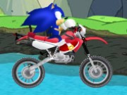 Sonic Moto Adventure Game