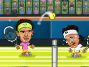 Tennis Legends Game