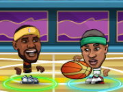 Basketball Legends Game