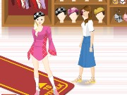 Assisted DressUp Game