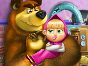 Masha and Bear Toy Disaster Game