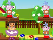 Dora Boots Fun Maths Game