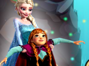 Frozen Princess Fantasy World Game