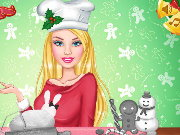 Ellie Gingerbread House Decoration Game