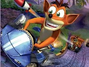 Crash Bandicoot Kart Game