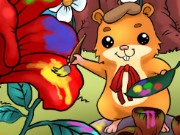 Hammie the Painter Game