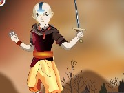 Avatar Aang DressUp Game
