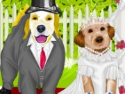 Puppy Dog Wedding Game