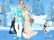 Elsa and Jack Royal Ballroom Game