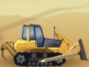 Bulldozer Snake Game