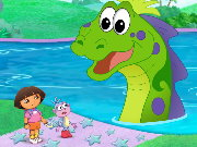Dora Big Birthday Adventure Game