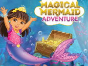 Dora And Friends Magical Mermaid Game
