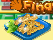 Sesame Fingers Game