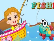 Baby Fishing Game