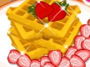 waffle house colazione