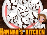 Hannahs Kitchen Chocolate Crinkles Game