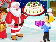 weihnachtskuchen spiel