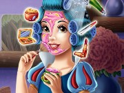 Snow White Great Makeover Game
