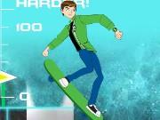ben 10 super skater