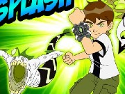 Ben10 Powers Plash Game
