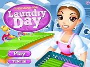 Laundry Day Game