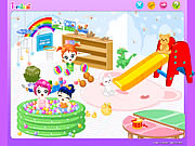 Babies Playroom Make over Game
