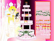 Design your Wedding Cake Game