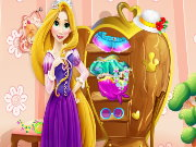 Rapunzel Wardrobe Cleaning Game