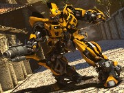 Transformers MechTech Weapons Challenge Game