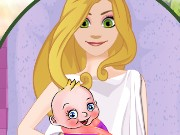 Rapunzel Birth Surgery Game