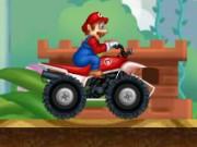 mario mushroom express