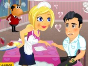 Jennifer Rose Restaurant Love Game