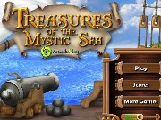 Treasures of the Mystic Sea Game