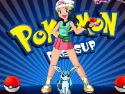 Pokemon Dressup Game