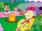 Polly Pocket Trailer Game