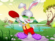 Zippy Bunny Dressup Game