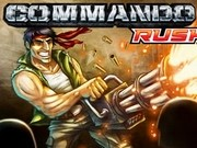 Commando Rush Game