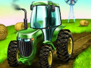 Tractor Parking Game
