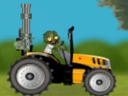 Zombies Tractor Game