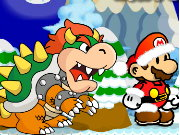 Mario Winter Run Game