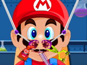 Mario Nose Doctor Game
