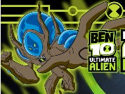 Ben 10 Ultimate Alien Rescue Game