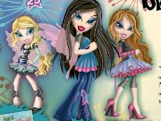Bratz Fashion Pixies Party Game