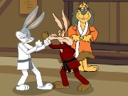 Bugs Bunny Karate Challenge Game