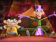 Fanboy and Chum Chum Dollar Dance Game