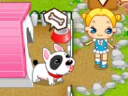 Pets Animal Feed Game