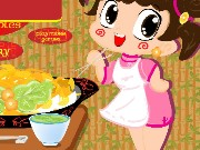 Min Mie Hot Plate Noodles Game