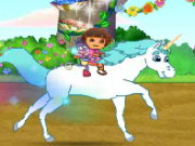 Dora Enchanted Forest Adventures Game