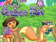 dora spring run spiel