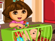 Dora The Babysitter Slacking Game